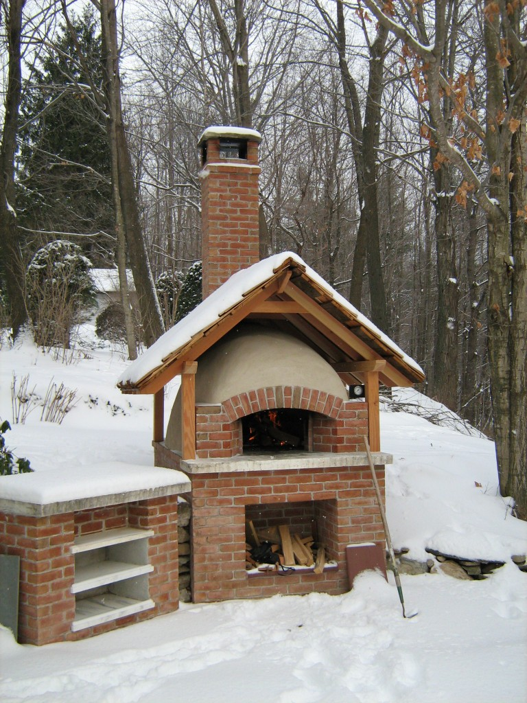 Home Wood Oven ~ Brick ovens